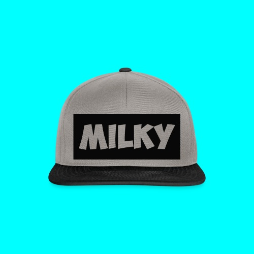 All Size MILKY Hat - Snapback Cap