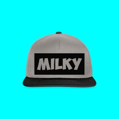 All Size MILKY Hat - Snapback Cap
