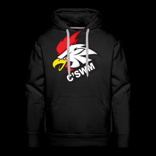 Sweat CSWM - Sweat-shirt à capuche Premium pour hommes