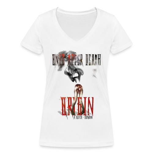 Origin Shirt (Women) - Frauen Bio-T-Shirt mit V-Ausschnitt von Stanley & Stella