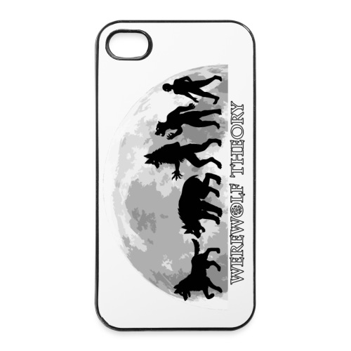 Werewolf Theory: The Change - iPhone 4/4s Hard Case - Twarde etui na iPhone 4/4s