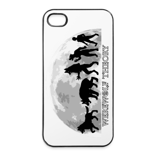 Werewolf Theory: The Change - iPhone 4/4s Hard Case - iPhone 4/4s Hard Case