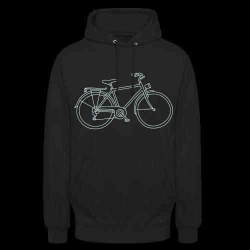 Fahrrad - Unisex Hoodie