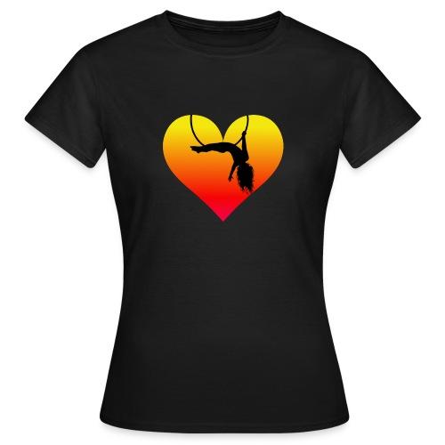 Love Hoop - T-shirt - Women's T-Shirt