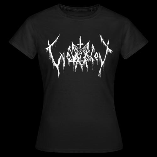 WOLFSSCHREI - Logo - GTS - Frauen T-Shirt