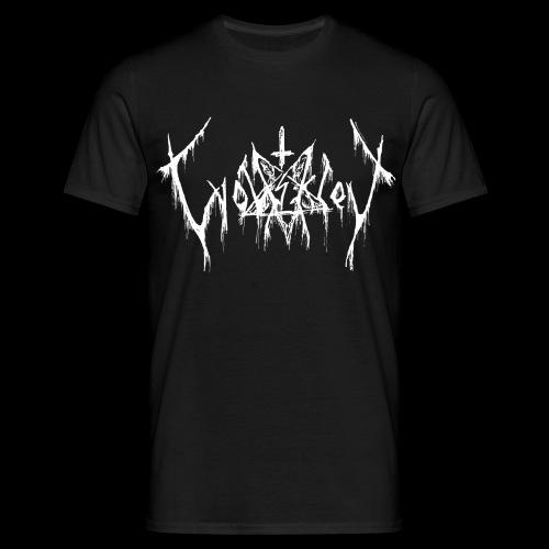 WOLFSSCHREI - Logo - TS - Männer T-Shirt