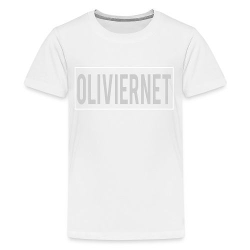 Oliviernet Shirt Teenagers - Teenager Premium T-shirt
