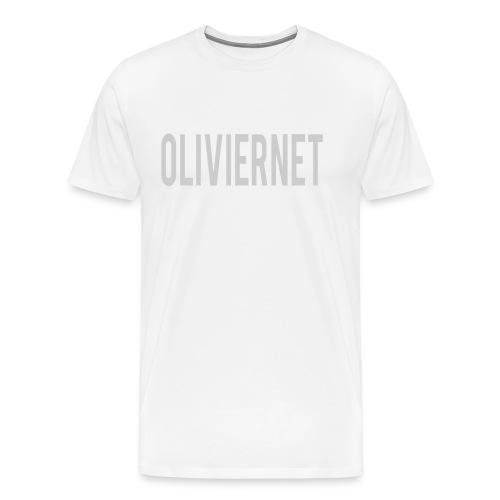 Oliviernet Shirt Mannen - Mannen Premium T-shirt