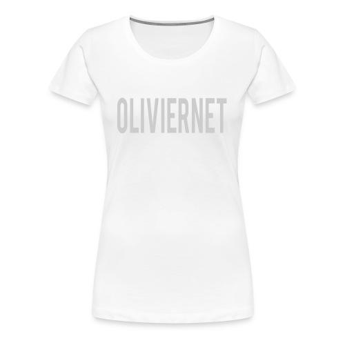 Oliviernet Shirt Vrouwen - Vrouwen Premium T-shirt
