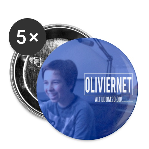 Oliviernet Buttons - Buttons middel 32 mm