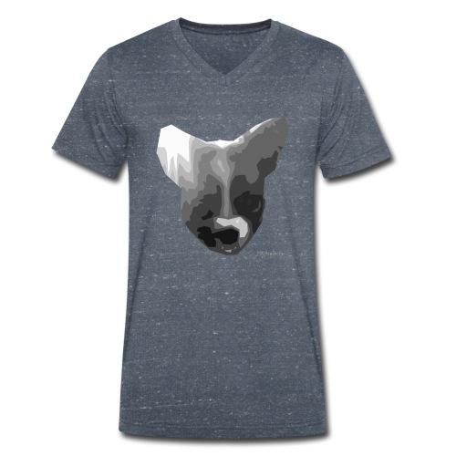 MAYAone - Männer Bio-T-Shirt mit V-Ausschnitt von Stanley & Stella