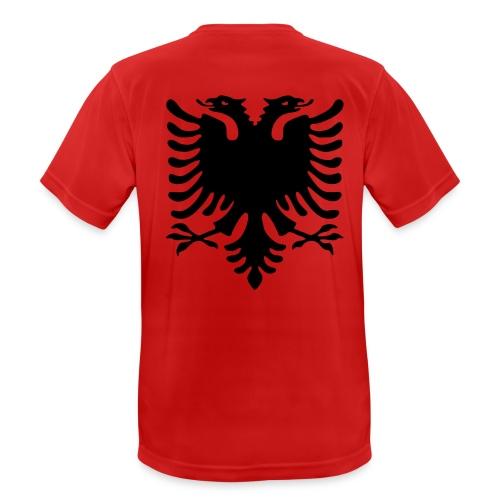 Männer T-Shirt atmungsaktiv - Kosovo -  - Männer T-Shirt atmungsaktiv