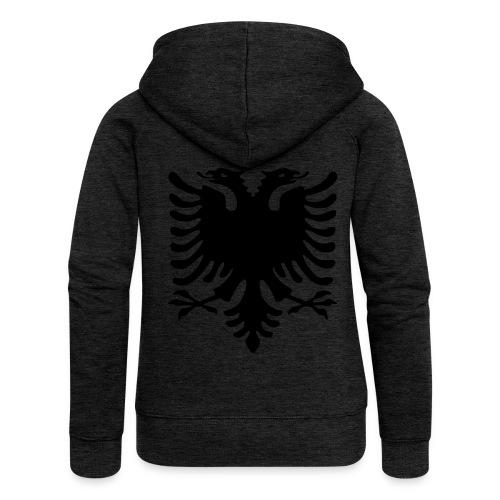 Kosova Damen Premium Kapuzenjacke - Frauen Premium Kapuzenjacke