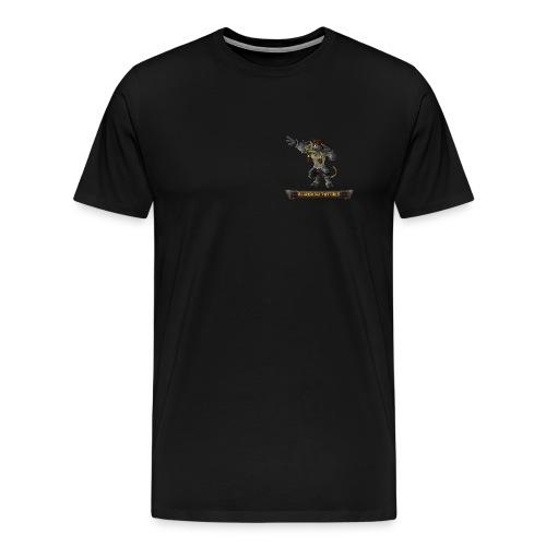 Shirt:Männer ~ Motiv: Taure(Ohne Text) - Männer Premium T-Shirt