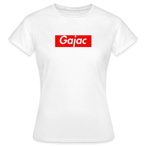 GajacoTeeShirt pour les femmes - T-shirt Femme