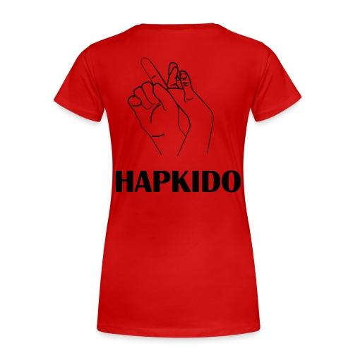Hapkido Girl - Camiseta premium mujer