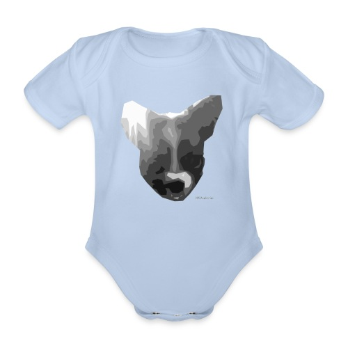 MAYAone - Baby Bio-Kurzarm-Body