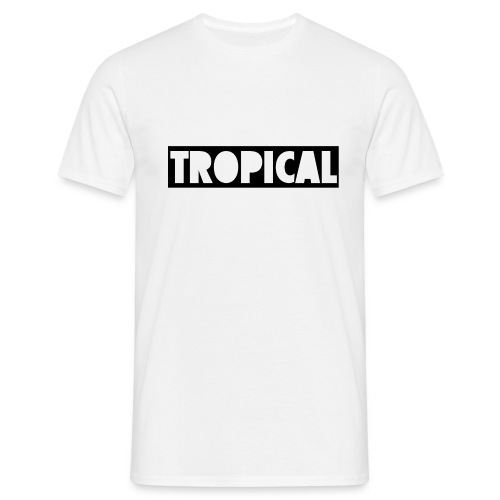 TROPICAL T-Shirt - Men's T-Shirt