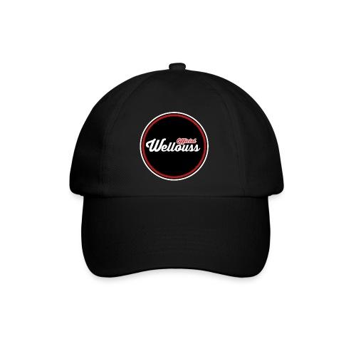 Wellouss Pet | Zwart - Baseballcap