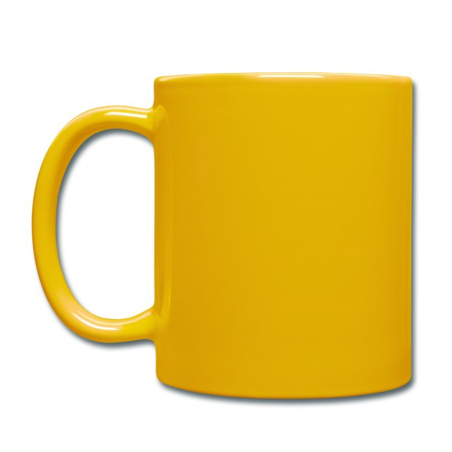 Kitty cat absolutely nope black offce mug