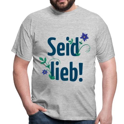 Männer-T-Shirt (S–3XL)