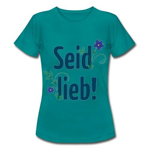 Frauen-T-Shirt (S–XXL)