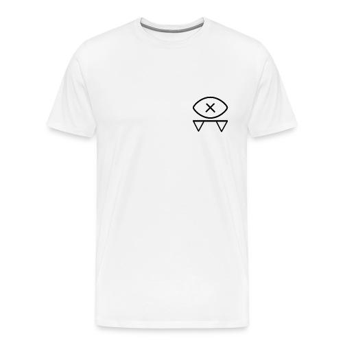 Blind Bat Eye Logo T-Shirt - Men's Premium T-Shirt