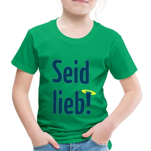 Kinder-Premium-T-Shirt