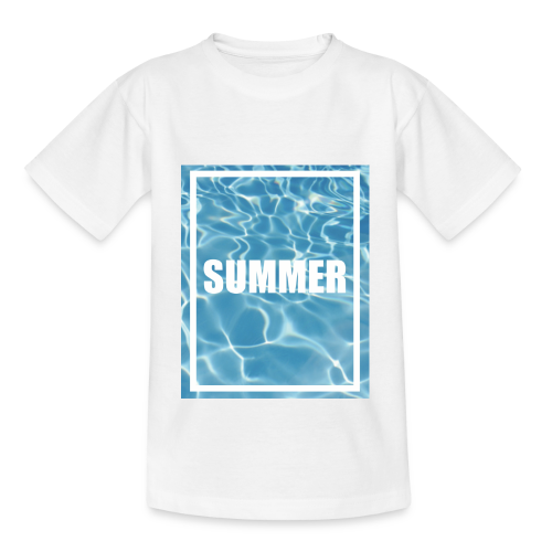 Été - T-shirt Enfant