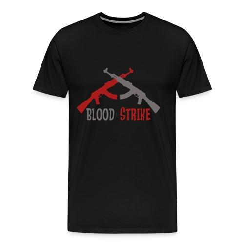 Camisa Blood Strike - Men's Premium T-Shirt