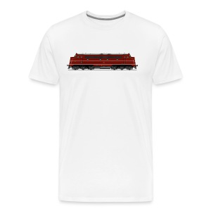 DSB MY 1101 - Herre premium T-shirt
