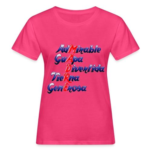 Madre - Camiseta ecológica mujer