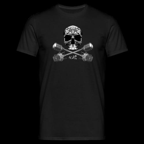 Skull Art Micro - T-shirt Homme