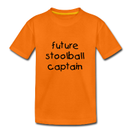 Future Stoolball Captain Kids T-Shirt