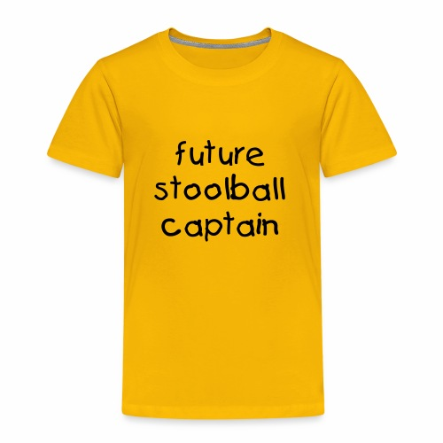 Future Stoolball Captain Kids T-Shirt - Kids' Premium T-Shirt
