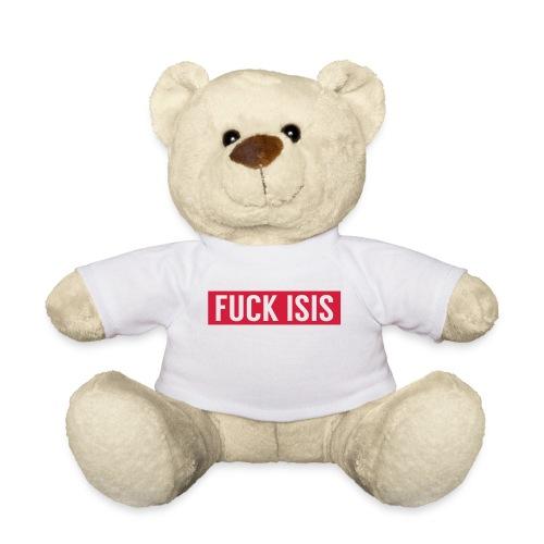 limited edition Fuck Isis teddy bear! - Teddy Bear