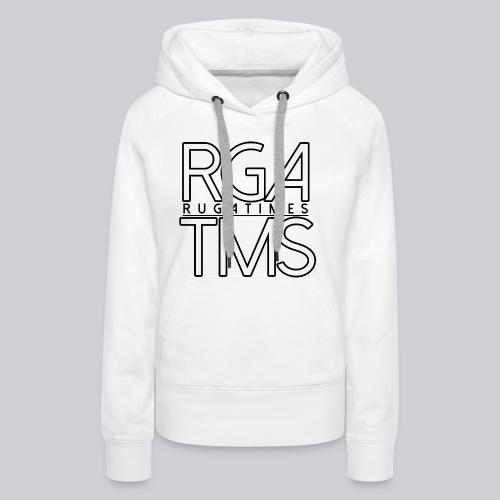Frauen Pullover im RGA TMS Design - RugaTimes - Frauen Premium Hoodie