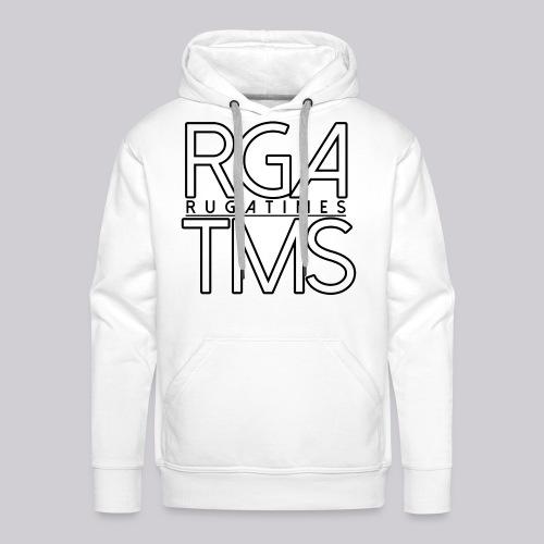 Männer Pullover im RGA TMS Design - RugaTimes - Männer Premium Hoodie