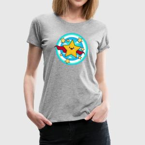 Superstar - Frauen Premium T-Shirt