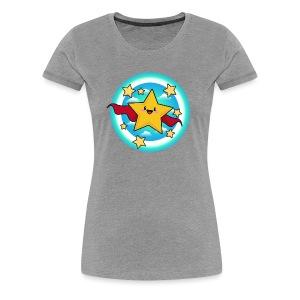 Superstar - Frauen Premium T-Shirt