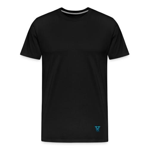 Tensions and Tranquillity Logo unten - Männer Premium T-Shirt