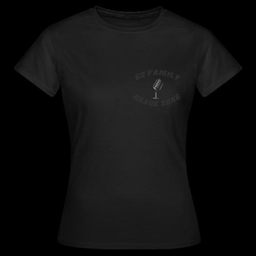 GZ FAMILY Frauen Shirt - Frauen T-Shirt