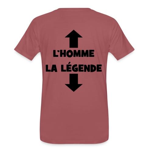Tshirt Simple pour Homme - T-shirt Premium Homme