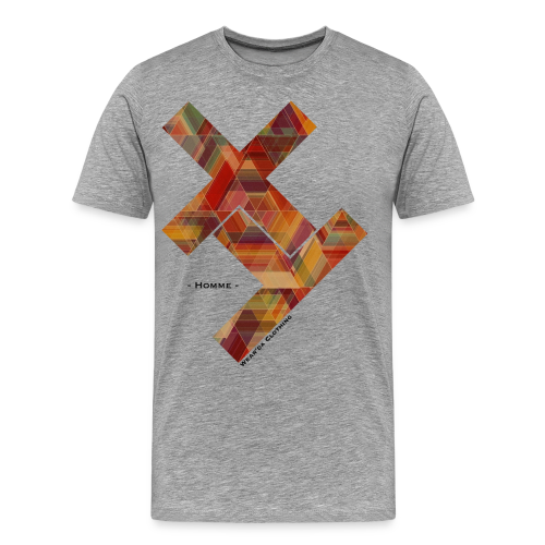 T-shirt XY for Boys -Homme - T-shirt Premium Homme