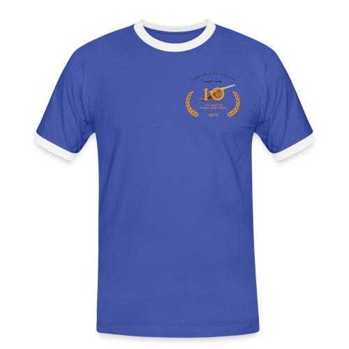 JFC Naples Retro - Male - Men's Ringer Shirt