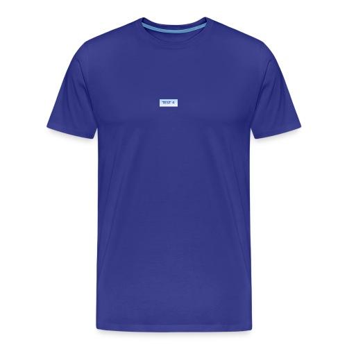 Test4 - Männer Premium T-Shirt