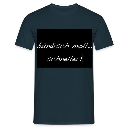 bündisch moll - Männer T-Shirt