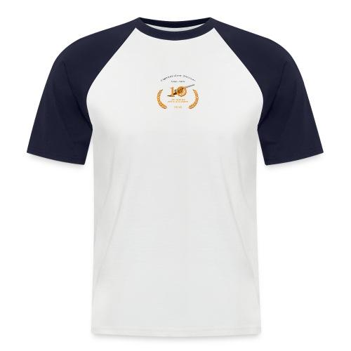 JFC Naples - FORZA NAPOLI - Male - Men's Baseball T-Shirt