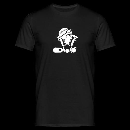 Hunbiker 2 - Männer T-Shirt