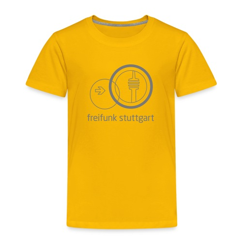 Freifunk Stuttgart Logo Shirt für Kinder - Kinder Premium T-Shirt